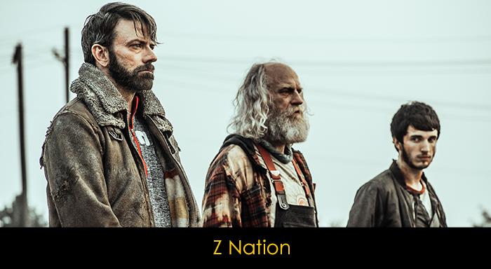 En İyi Zombi Dizileri - Z Nation