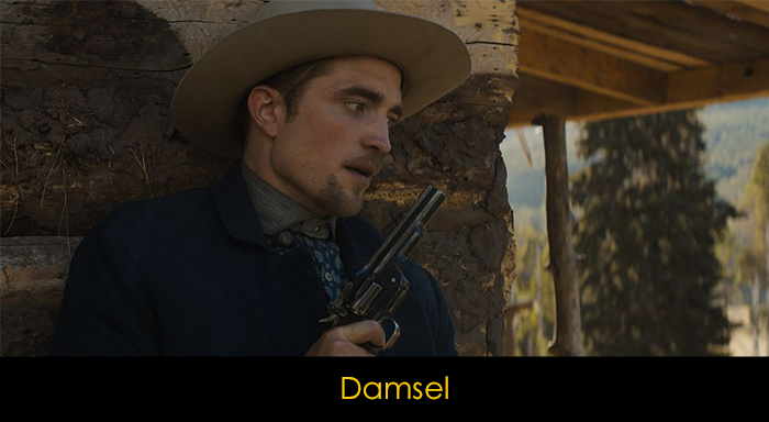 Robert Pattinson Filmleri - Twilight Saga: Damsel