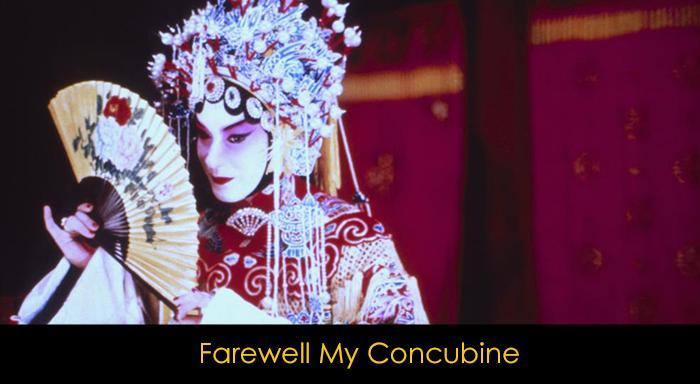 En İyi Çin Filmleri - Farewell My Concubine