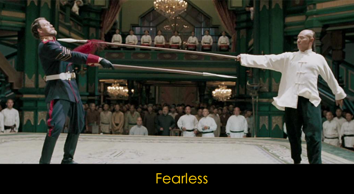 En İyi Çin Filmleri - Fearless