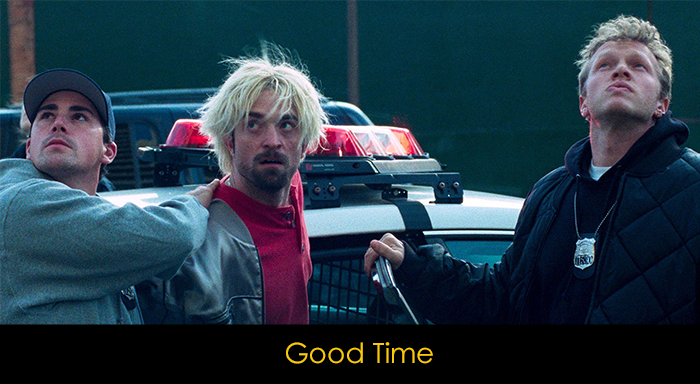 Robert Pattinson Filmleri - Good Time