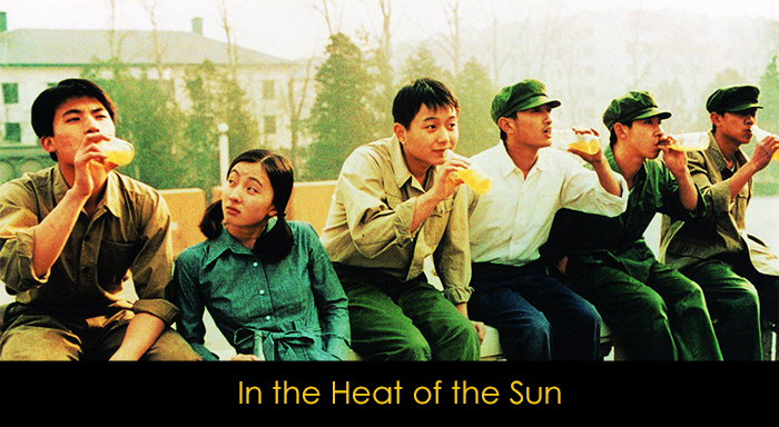 En İyi Çin Filmleri - In the Heat of the Sun