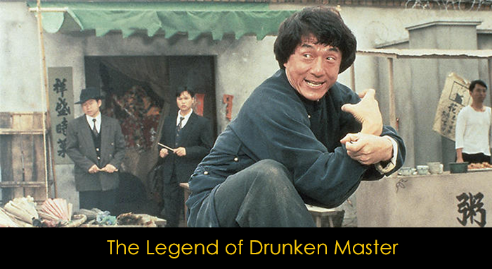 En İyi Çin Filmleri - The Legend Drunken Master