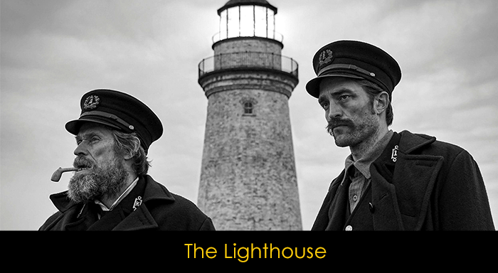 Robert Pattinson Filmleri - The Lighthouse