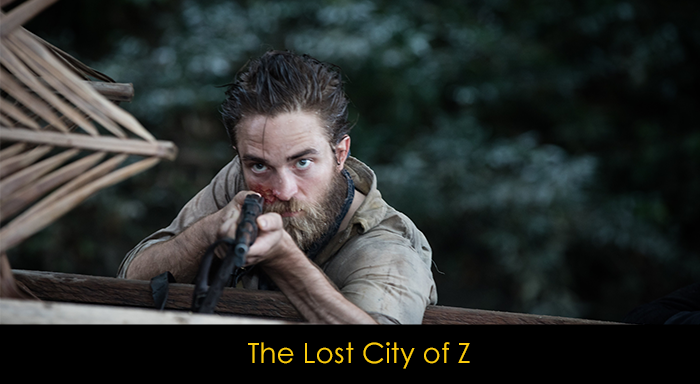 Robert Pattinson Filmleri - The Lost City of Z
