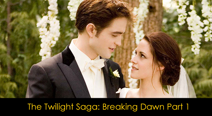 Robert Pattinson Filmleri - Twilight Saga: Breaking Dawn