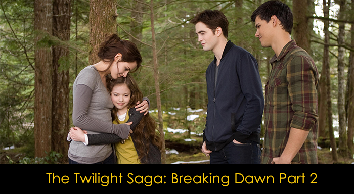 Robert Pattinson Filmleri - Twilight Saga: Breaking Dawn 2
