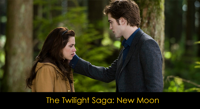 Robert Pattinson Filmleri - Twilight Saga: New Moon