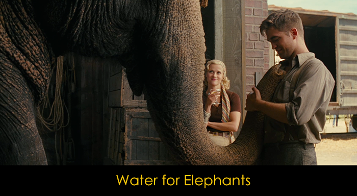 Robert Pattinson Filmleri - Water for Elephants